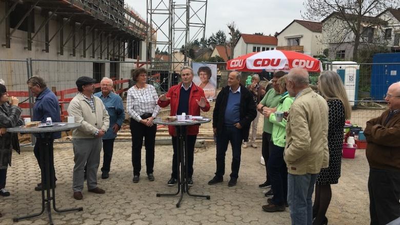 Im Dialog mit der CDU-Finthen