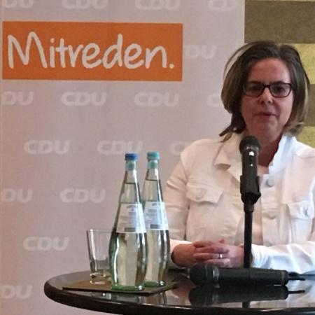 CDU Finthen Frühjahrsempfang
